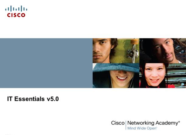 IT Essentials 5.0