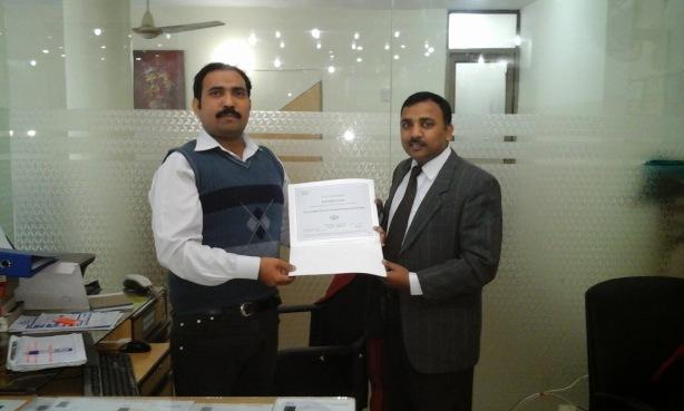 Syed Azeem and Saeed Ahmad