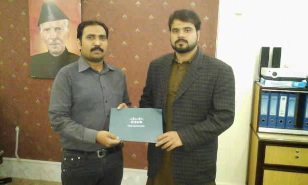 Saeed Ahmad and Muhammad Ossama Subhani Faisalabad
