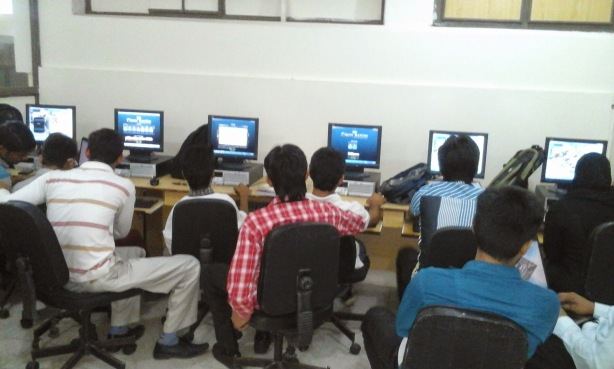A lot of fun and learning by Cisco CCNA Force at Career Institute Cisco Networking Academy Faisalabad, Thanks to encourage each other ...Thanks Cisco Learning Tools ...