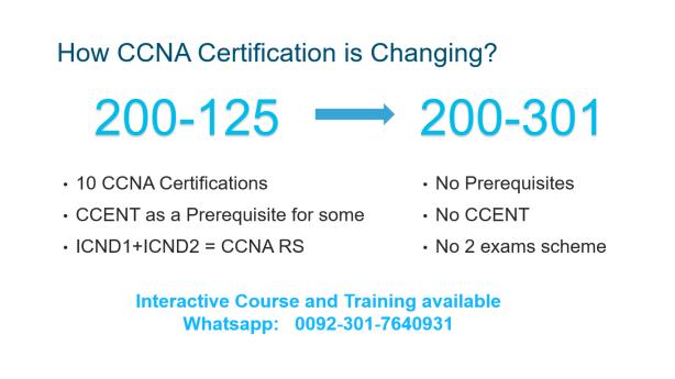 New CCNA Faisalabad